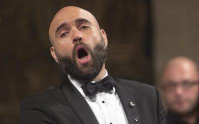"XAVIER SABATA ""III Workshop de Ópera Barroca. Del canto a la escena"". 5-13 Julio 2019"