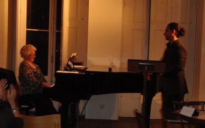 ENZA FERRARI – Curso de repertorio de ópera. Del 29 de junio al 4 de julio